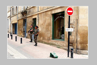 Photo: rue de Castillon