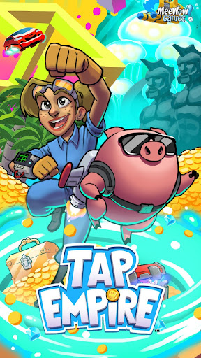 Tap Empire: Idle Tycoon Tapper & Business Sim Game screenshots 8