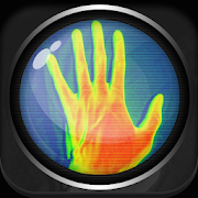 Thermal Camera HD Effect Simulator  Icon