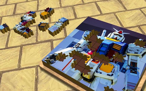 Super Jigsaws Gigantic- screenshot thumbnail