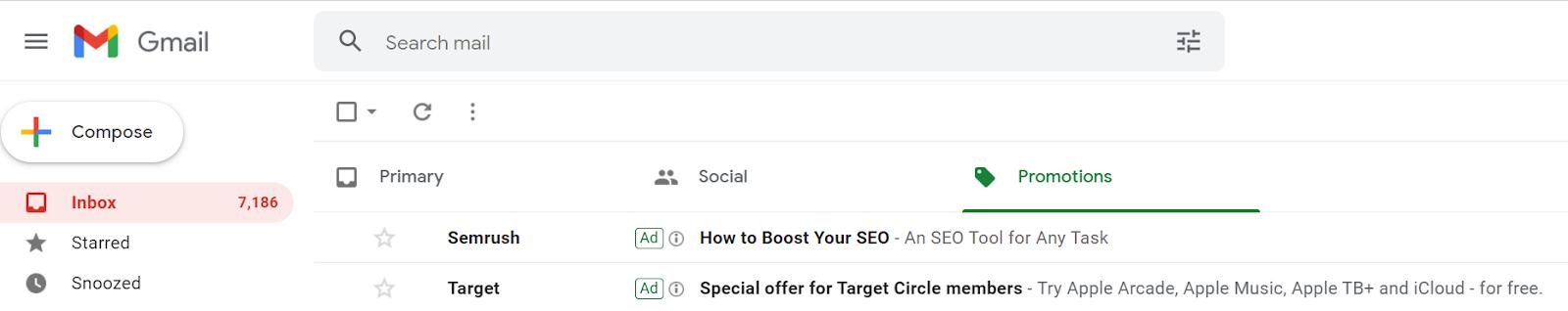 search engine ad campaign