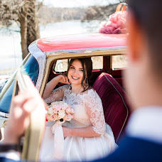 Wedding photographer Pavel Morozov (pmorozov). Photo of 17.04.2018