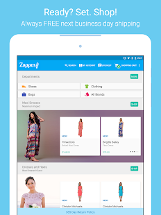Zappos: Shoes, Clothes, & More - screenshot thumbnail