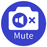 Silent Mode/All Mute Mode (Camera Mute) Icon