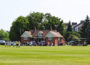 Photo: 13/07/13 v Wantage Town (P-S Friendly) 2-3 - contributed by Andy Molden