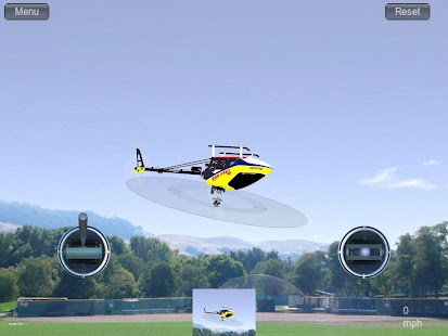 Absolute RC Heli Sim Screenshot