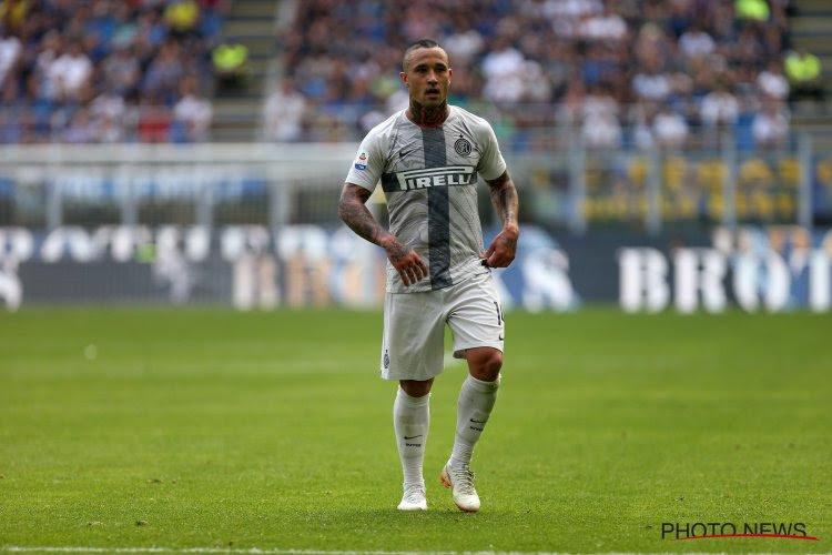 Nainggolan parti pour rester à l'Inter ?