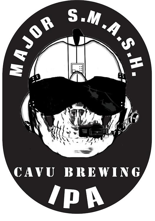 Logo of Cavu Major S.M.A.S.H IPA