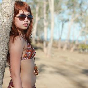 bikini by Eka Tooleh - People Street & Candids ( caca )