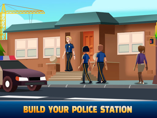 Idle Police Tycoon screenshot 7