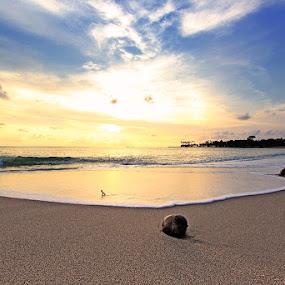 Senggigi Beach by Rizal Amir - Landscapes Beaches