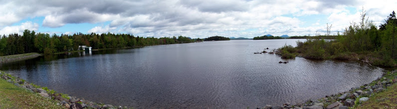 Photo: Another Panoramic of Moosehead