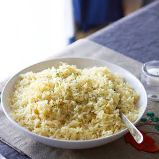 White Butter Rice Recipes.