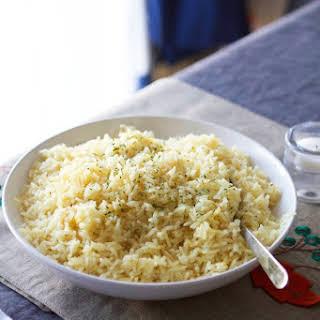 Butter Rice.