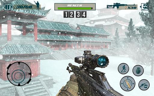Download Sniper Counter Attack MOD APK 1