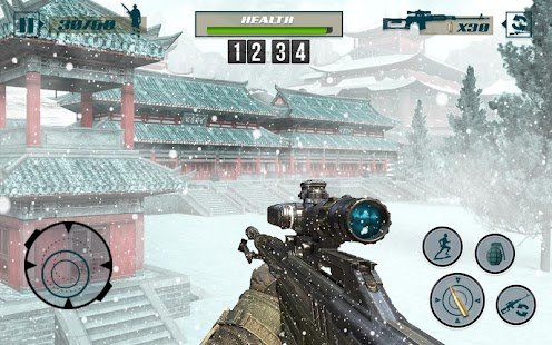 Sniper Counter Attack Screenshot