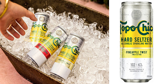 Coca-Cola introduces Topo Chico Hard Seltzer – a refreshing new beverage that blends sparkling water with alcohol and natural flavours
