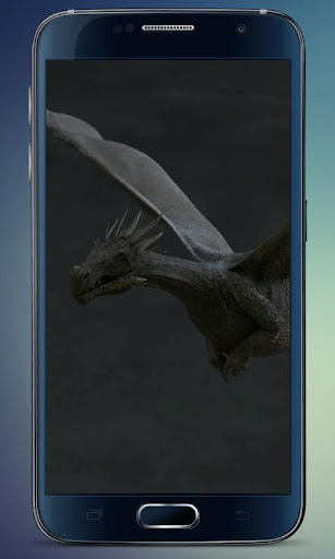 Huge Dragon Live Wallpaper