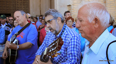 Photo: 01.06.2014.- SALVEMOS LA CARTUJA DE LA FUENTES. Actuación de la Trova Sariñenera