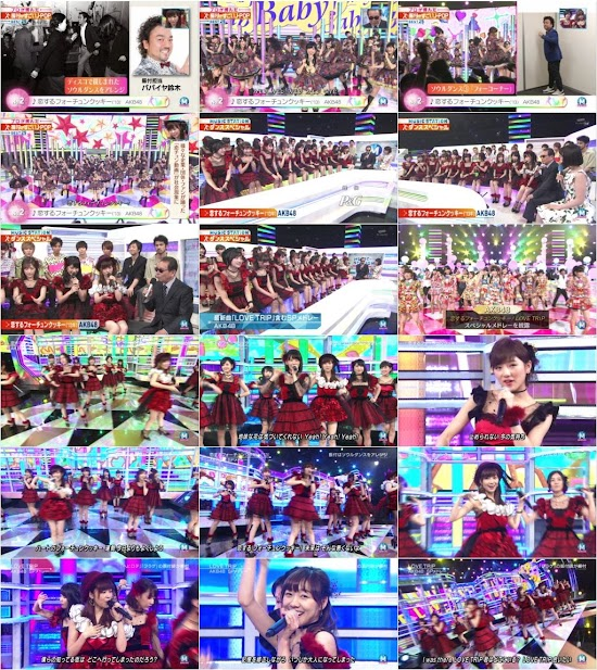 (TV-Music)(1080i) AKB48 Part – Music Station 2HSP 160826