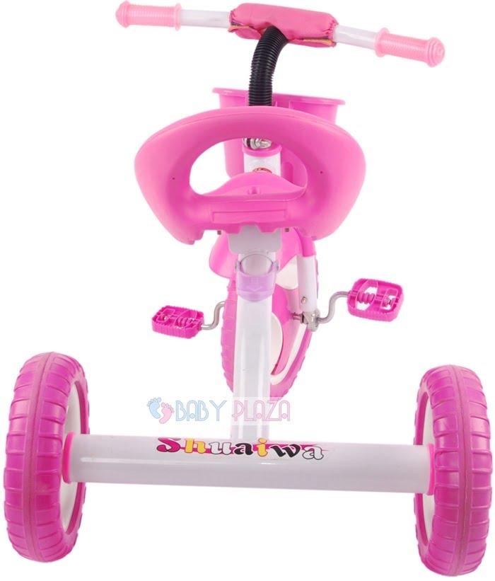 Xe đạp 3 bánh dễ thương 5187 cho bé 6