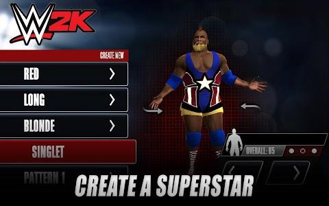WWE 2K v1.1.8117 (Mod)