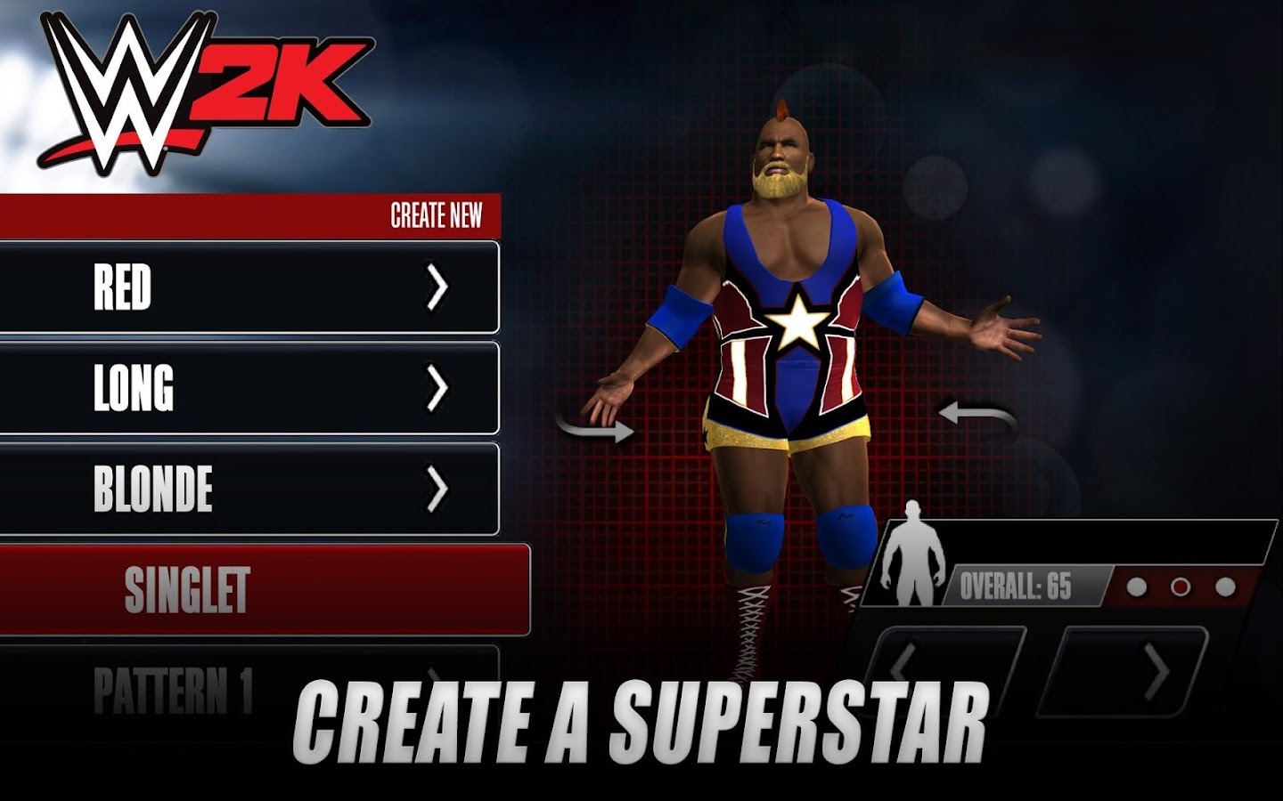 WWE 2K - Androi...