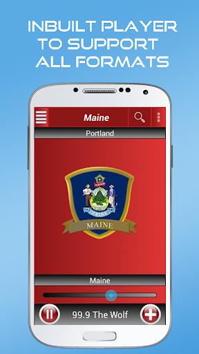 A2Z Maine FM Radio