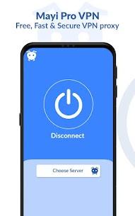 Mayi Pro VPN – Ads Free Vpn – Safe & Secure Vpn 6