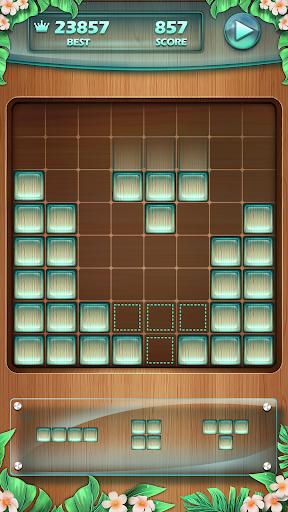 puzzle en bois  captures d'écran 1