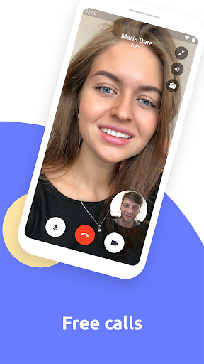 TamTam Messenger - free chats & video calls screenshots 2