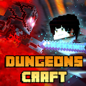 Dungeons Craft for Minecraft PE icon