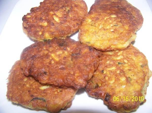 Squash Patties Recipe