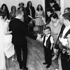Wedding photographer Kseniya Proskura (kseniaproskura). Photo of 19.02.2019