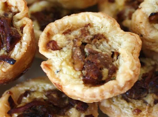 Caramelized Onion Tarts Recipe