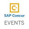 SAP Concur Events 2020 icon