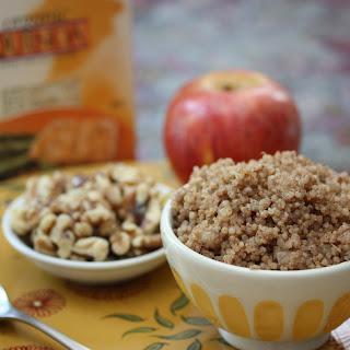 Quinoa Breakfast Cereal