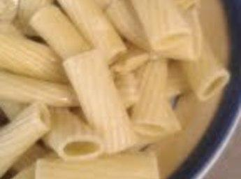 cook rigatoni pasta according to directions, set aside..keep it moist
