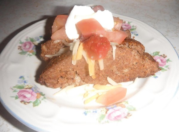 Taco Meatloaf Recipe