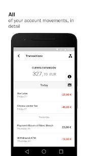 Banco Sabadell App. Your mobile bank - náhled