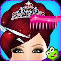 Princess Hair Salon - Fashion Game icon