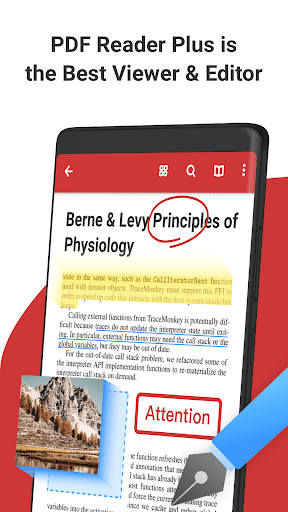 PDF Reader Plus  - PDF Viewer & Editor google_1.1.0 Apk for Android 1