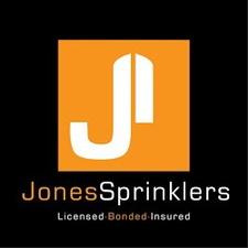 Logo for Jones Sprinklers