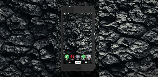 Theme MarshBlack For Xperia APK