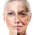 Make Me Old Photo App - Young To Old Face Maker icon