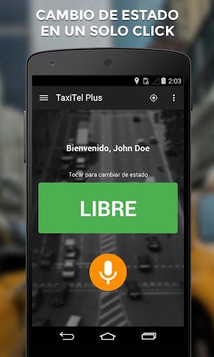 APP TAXITEL PLUS CONDUCTOR