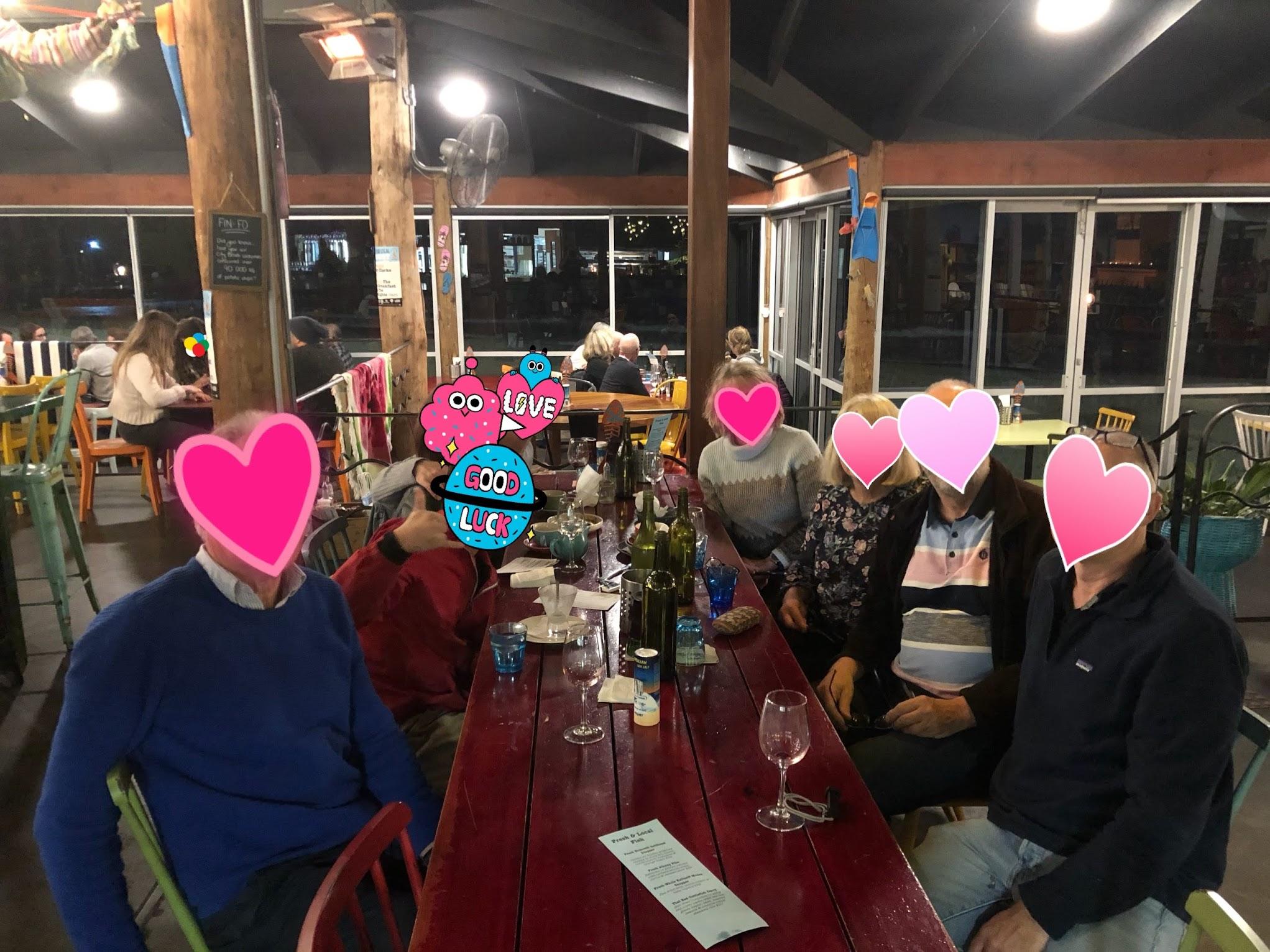 パース親戚レストラン