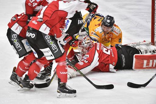 Mika Järvinen var en viktig nyckel i 3-1-segern mot Lukko.Foto: Samppa Toivonen