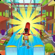 Subway Gold Rush Run 3D