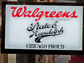 Photo: Walgreens is back home in downtown Chicago. Let's celebrate!